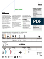 DSE8660 Data Sheet