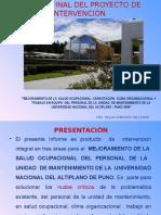 Clima Organizacional y Trabajo en Equipo PROF NELVA