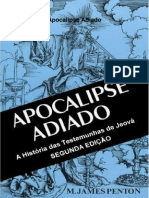 1 - Apocalipse Adiado - M. James Penton