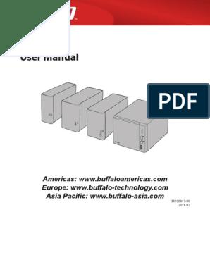 Buffalo Linkstation LS 420 Manual LONG | Ios | Active Directory