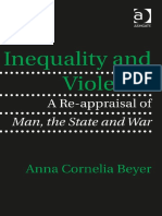 Beyer, Anna Cornelia _ Inequality and Violence a Re-Appraisal of Man, The State and Wa
