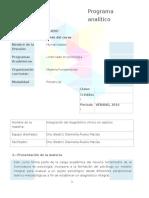 Diagnostic Ov 02