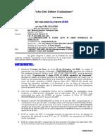 INFORME 046 Adicional de Obra N 01 Republica de Venezuela