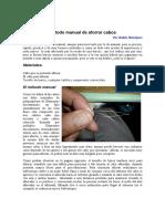Método manual de aforrar cabos.pdf