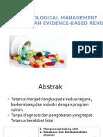 Farmakologi Tetanus