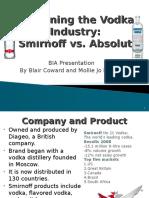 Bia Smirnoff Absolut Campaign 11