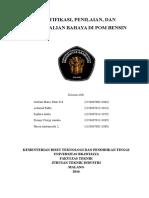 Identifikasi, Penilaian, Dan Pengendalian Bahaya Di Pom Bensin