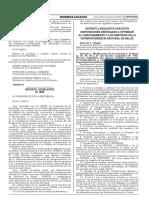 Decreto legislativo 1289 SUSALUD diciembre 2016