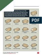 Brick Shape