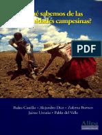 Qué sabemos de las comunidades campesinas (2007)_0.pdf