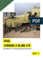 Správa Amnesty International