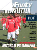 ZoFooty Newsletter Vol 2 Issue 1