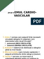 Adaptarea Cardio-Vasculara in Efort