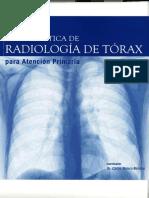 Guia Práctico de Radiología de Tórax