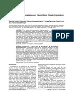 Isolation and regeneration of Penicillium brevicompactum protoplasts