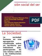 Dimension Social Del Ser Humano