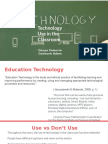 Technology Use in the Classroom (1)