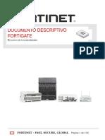 FORTINET DocumentoDescriptivo FortiGate 2016