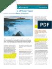 CEN G Water Vapor Application Note B211564EN