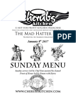 08012017 Sunday Menu - Hatter
