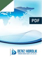 Deniz Hidrolik Katalog