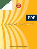 ASEAN Economic Community (AEC) Declaration