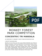 Monkey Forest Park Competition