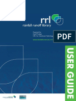 Rainfall Runoff Library User Guide v1.0.5 (GP)