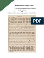 Peter Pörtner   Guck- mit unbesetzbarem Soufleur-Kasten  -  Aufzeichnungen eines künftigen Spital-Meisters zu J.P. Rameau