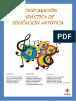 Educación Plástica V2016