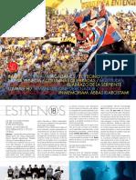 Boletín 503 de la Cinemateca Uruguaya