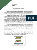 Teori Tektonik Lempeng.docx