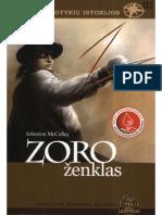 Johnston Mcculley - Zoro Zenklas 2008 Lt - Work for downloading free