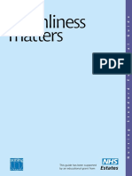 Cleanliness Matters Booklet
