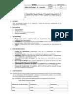 ES-PR-SG-06 Planificación de La Gestión de Riesgos