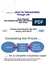 S1000D UF ILS Interoperability S Shepherd V0 2 Sept 13