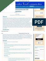 Binaural Synchronization for EVP Preparation - ATransC
