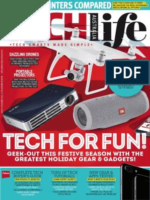 TechLife - December 2016 AU   I Phone   Ios