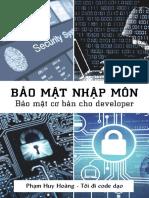 Bao Mat Nhap Mon