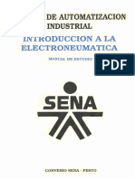 Vol. 0 Introducción a la Electroneumática - Manual de Estudio