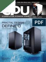 Computer Power User - November 2016