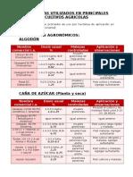 Herbicidas Utilizados en Principales Cultivos Agricolas-doc