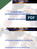 1 Importancia y Naturaleza de Los Inventarios