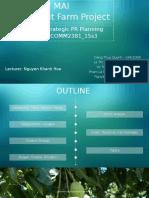 Strategic PR Planning
