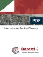 Packed Column Internals