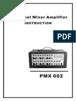 Logitek PMX602 Owners Manual