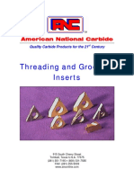 Threading and Grooving Brochure