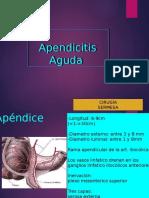 Apendicitis Aguda SERMESA
