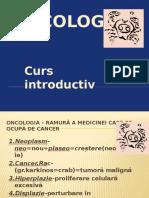 Plesca1. Oncologie Curs Intro