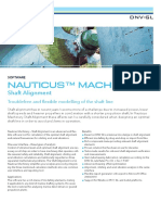 Nauticus Machinery Shaft Alignment